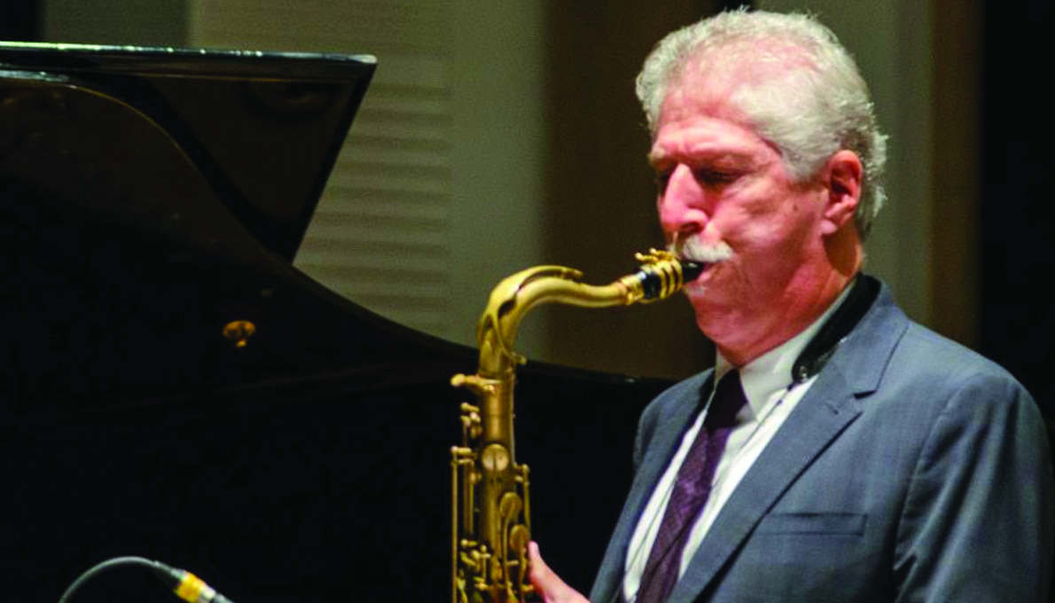 MTA: Bob Mintzer of Yellowjackets w/ UAB Jazz Ensemble