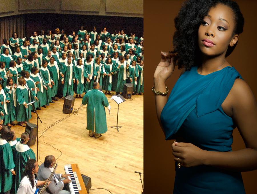 Uab S Gospel Choir Feat Alicia Olatuja Alys Stephens