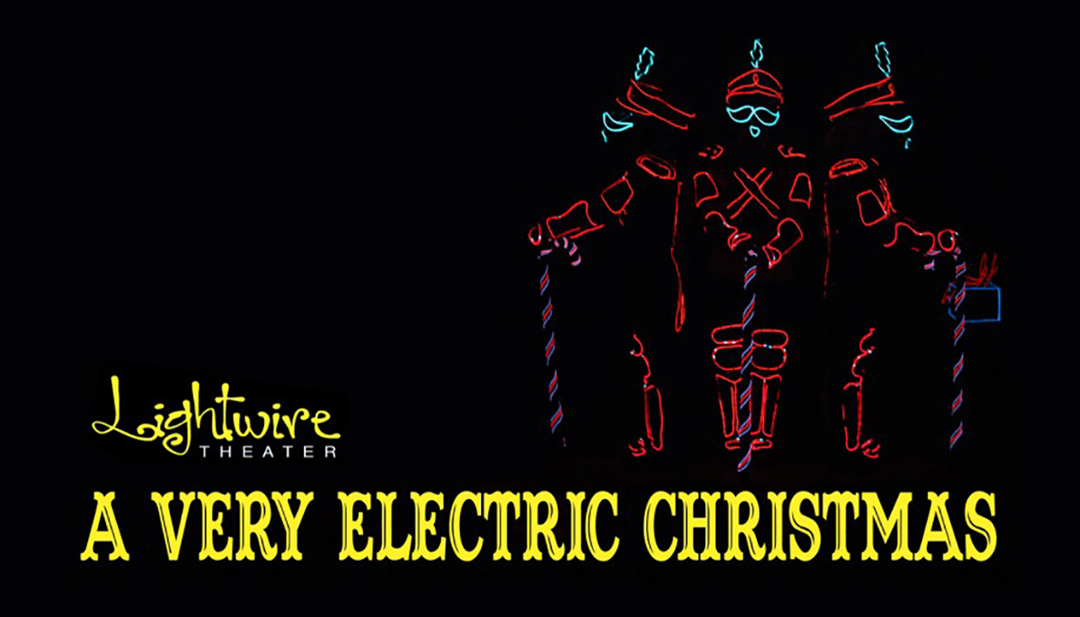 A Very Electric Christmas.A Very Electric Christmas Sold Out Alys Stephens