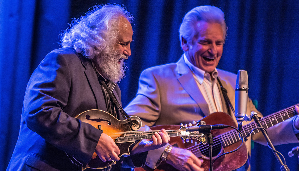 The Del Mccoury Band With Special Guest David Grisman
