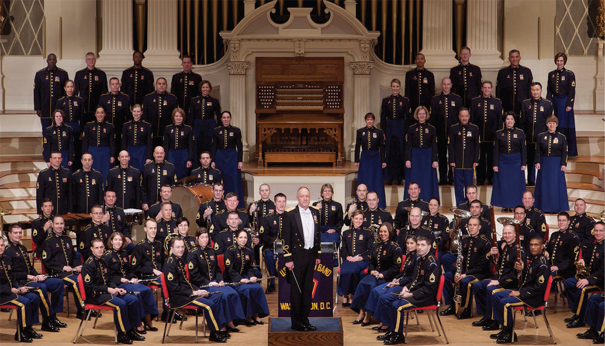 The U S Army Field Band Amp Soldiers Chorus Alys