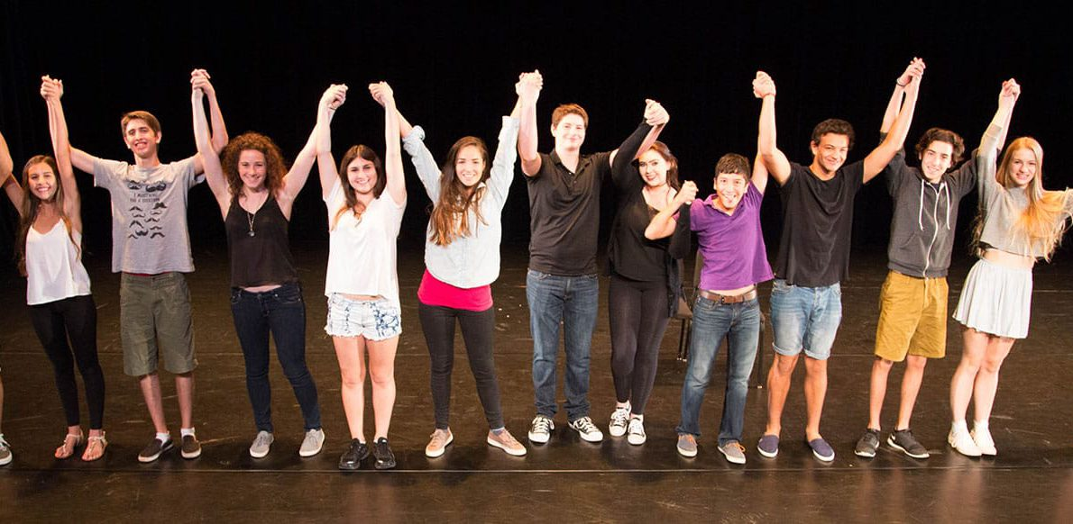 the acting sampler for teens