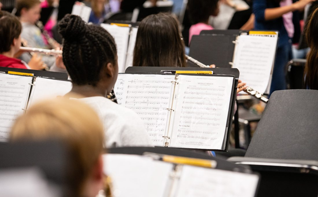 Middle School Honor Band Festival | Alys Stephens Performing Arts Center