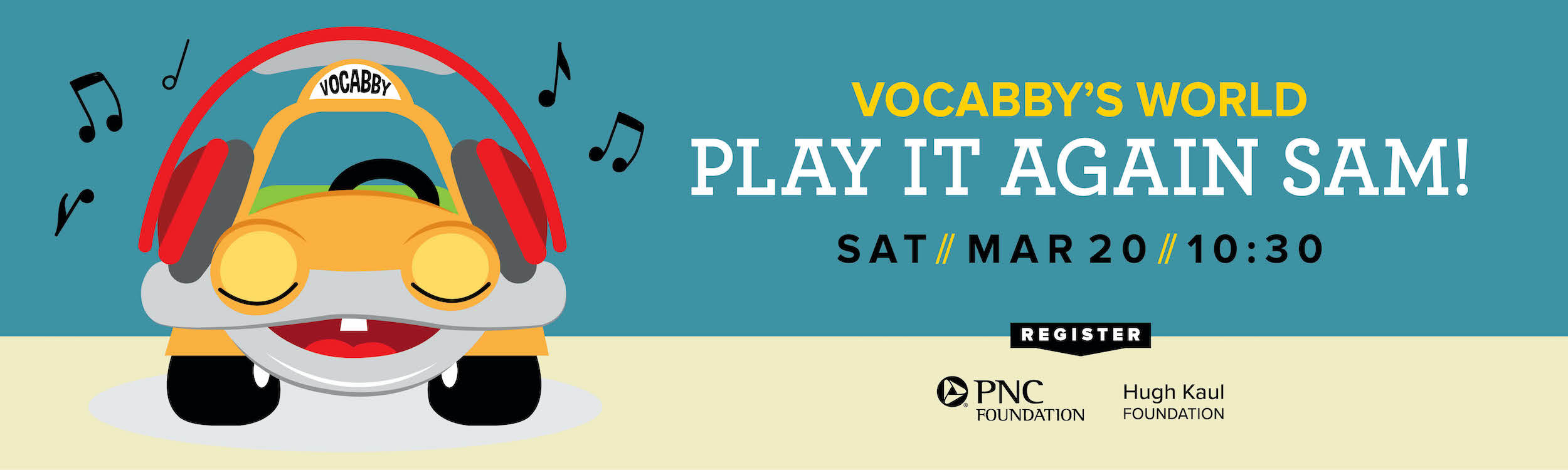 Click to register for Vocabby's World!